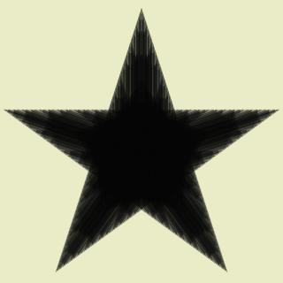 Pattern: 5-Star Block